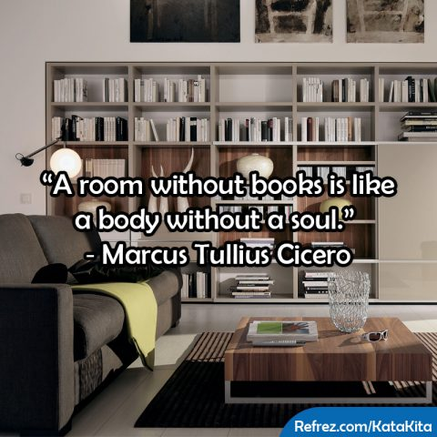 a-room-without-books-quote